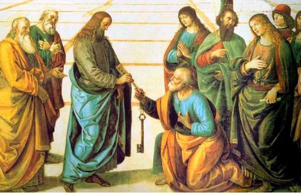 Resultado de imagen para En aquel tiempo, al llegar a la región de Cesarea de Filipo, Jesús preguntó a sus discípulos: