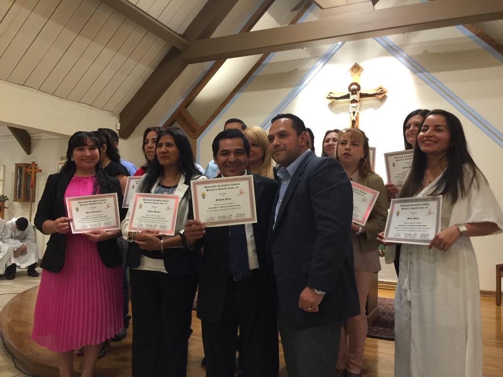 Graduacion en Wyandanch